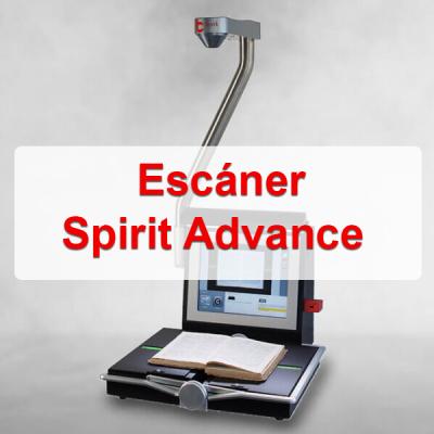 ESCÁNER SPIRIT ADVANCE
